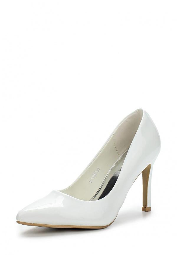 Туфли Stephan P558 белые