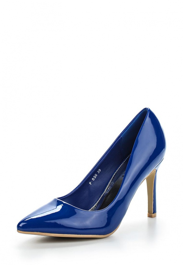 Туфли Stephan P558 синие
