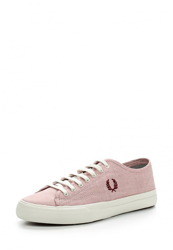 Кеды Fred Perry B6245W розовые