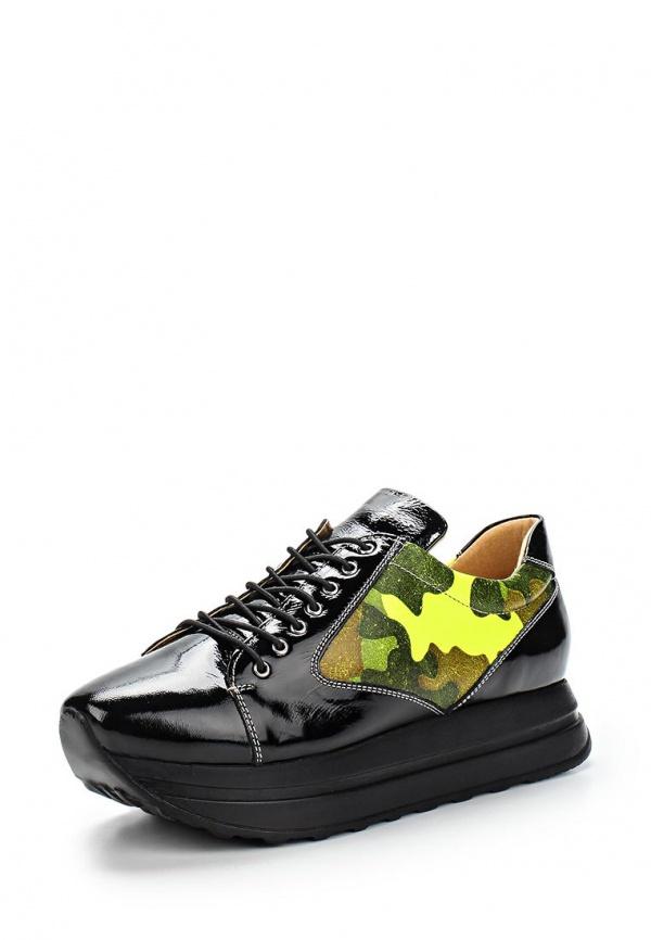 Кроссовки Grand Style 281-244-853 чёрные