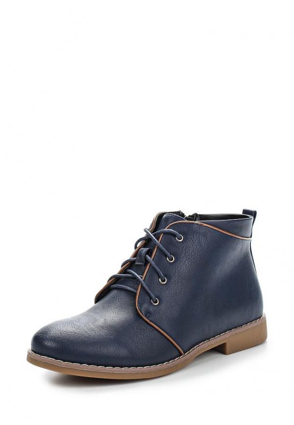 Ботинки Instreet 2-27WE-038SR синие