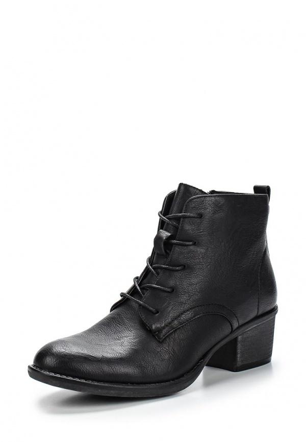 Ботинки Instreet 8-24WE-013SR чёрные