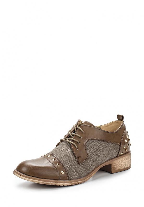 Ботинки Instreet 8-27WE-001ST коричневые