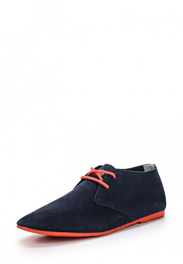 Ботинки Zenden 40-25WG-045FT синие