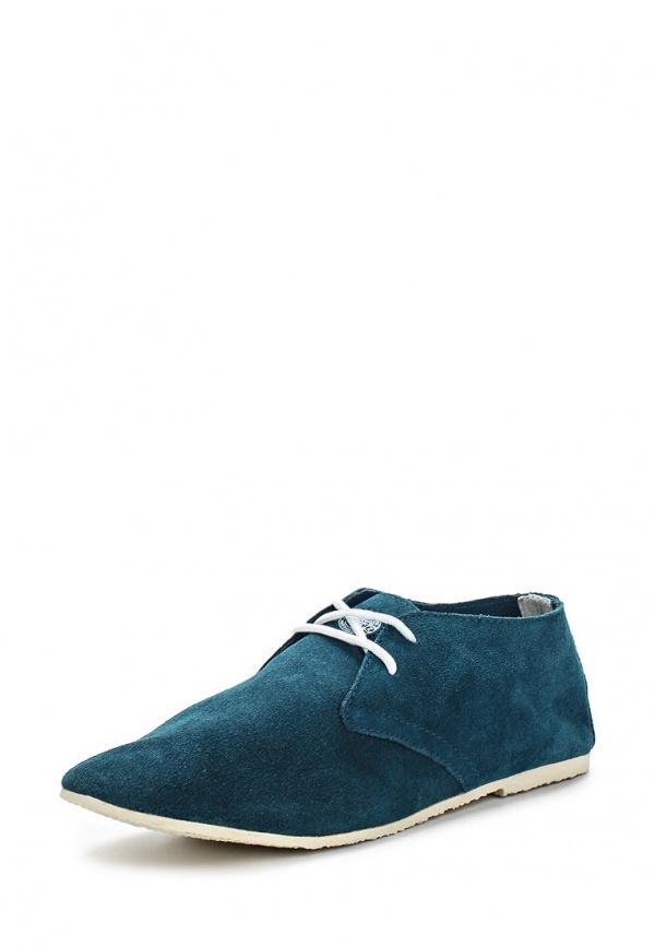 Ботинки Zenden 40-25WG-046FT бирюзовые