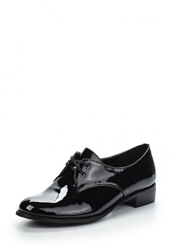 Ботинки Zenden Woman 25-24WG-080DT чёрные