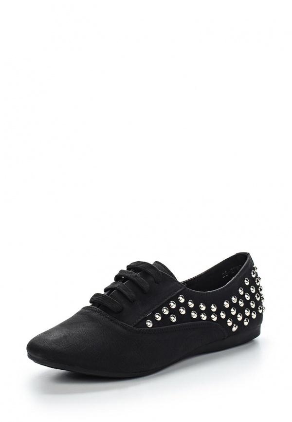 Ботинки Zenden Woman 26-27WG-056ST чёрные