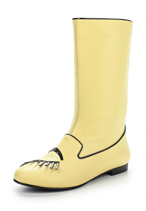 Сапоги Grand Style 13278-4556 жёлтые