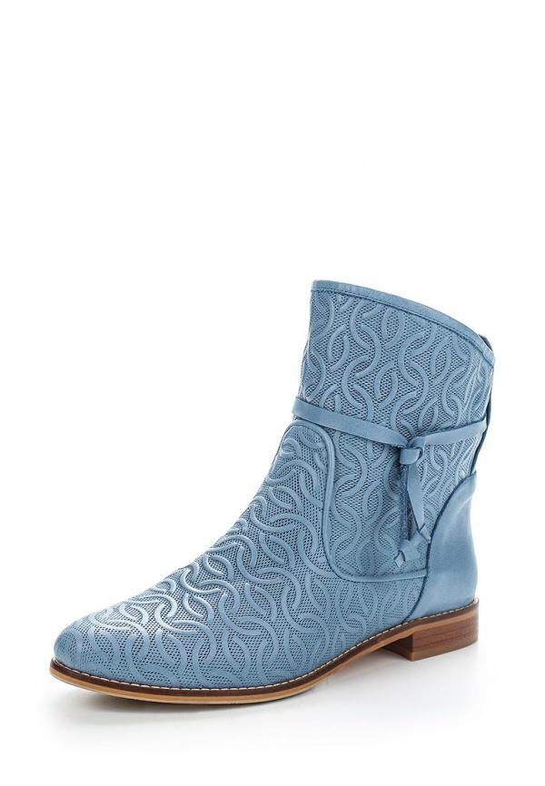 Полусапоги Grand Style 3060-019 голубые