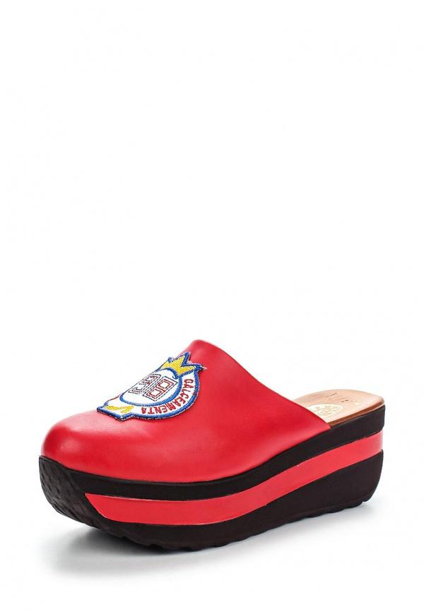 Сабо Grand Style D15YT-0209 красные