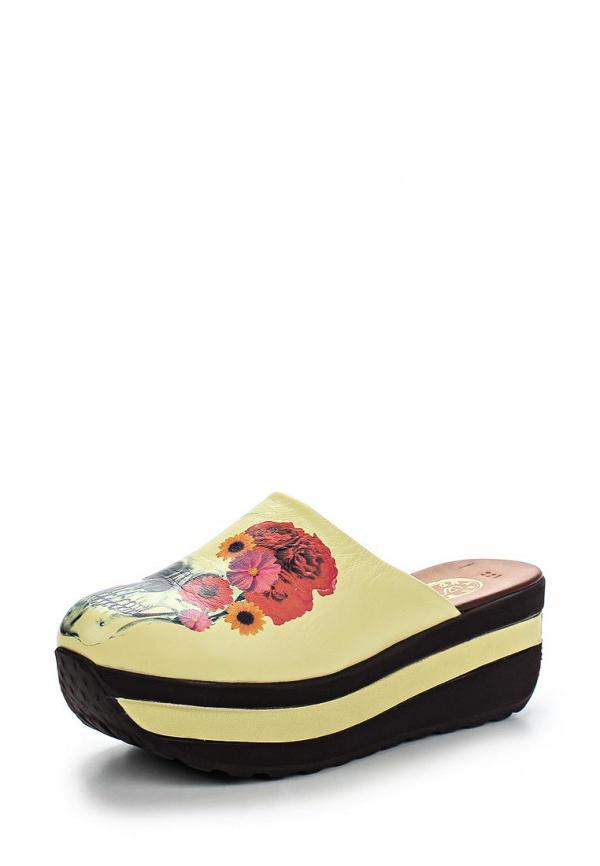 Сабо Grand Style D15YT-0221 жёлтые