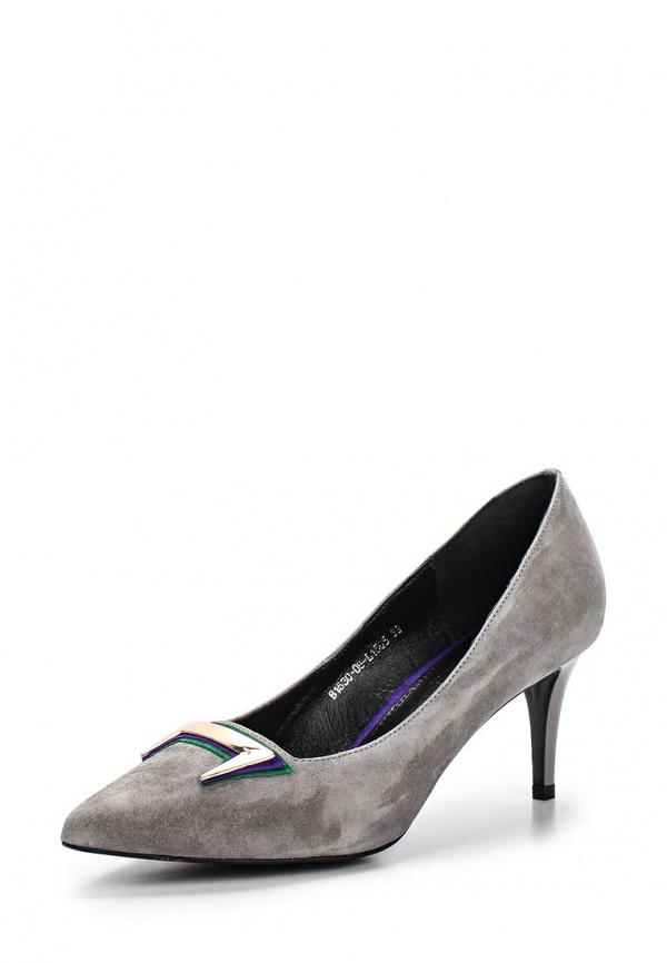 Туфли Grand Style 1530-06/L1505/L1518/L1517 серые