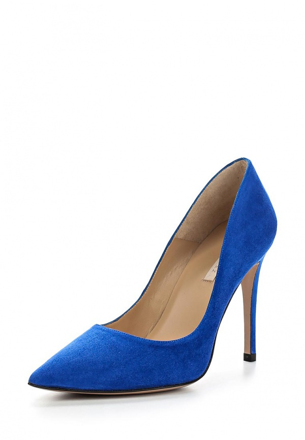 Туфли Pura Lopez ZAAF163 синие