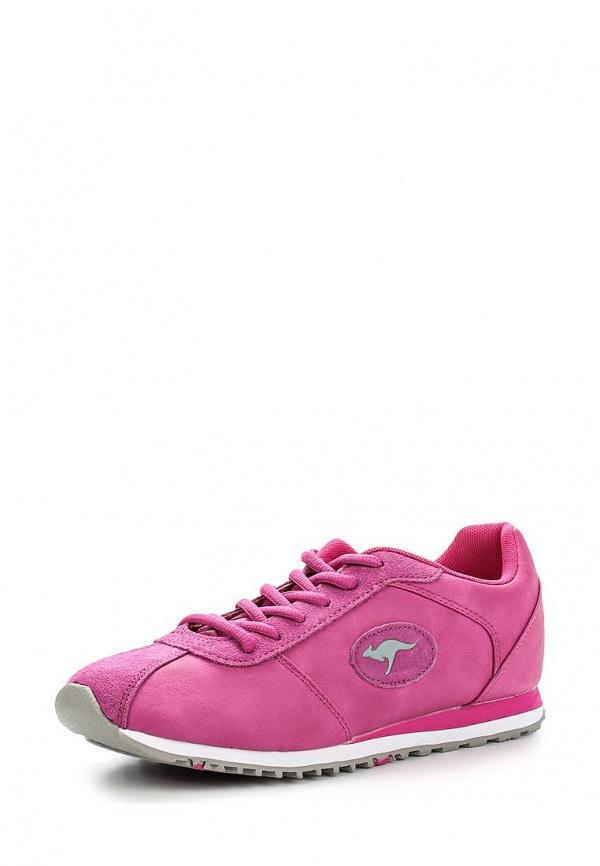 Кроссовки KangaROOS 3260A розовые