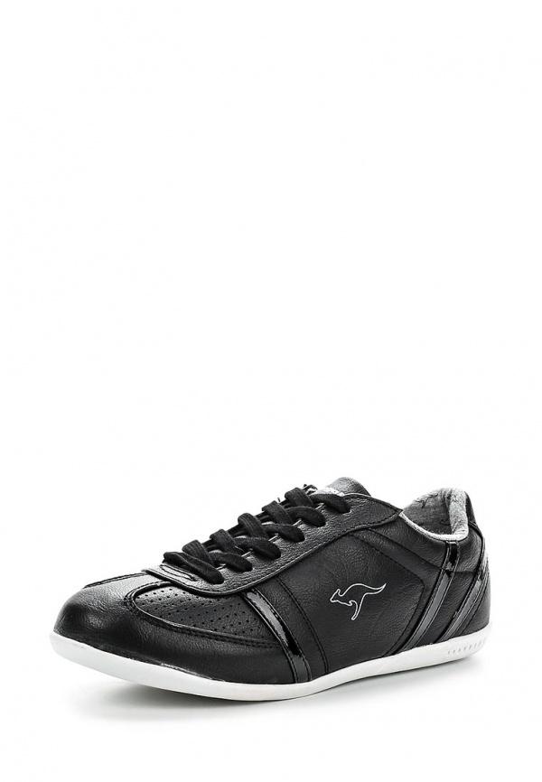 Кроссовки KangaROOS 31457 чёрные