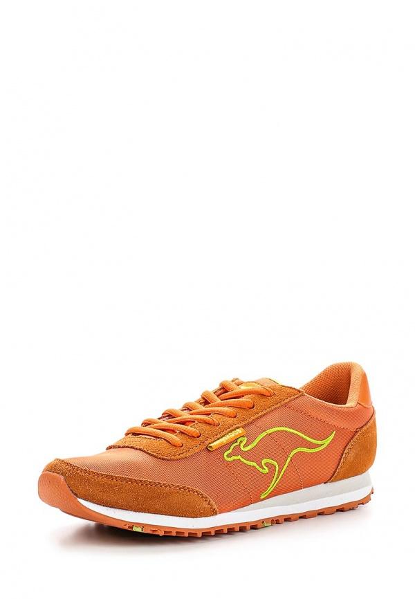 Кроссовки KangaROOS 3261A оранжевые