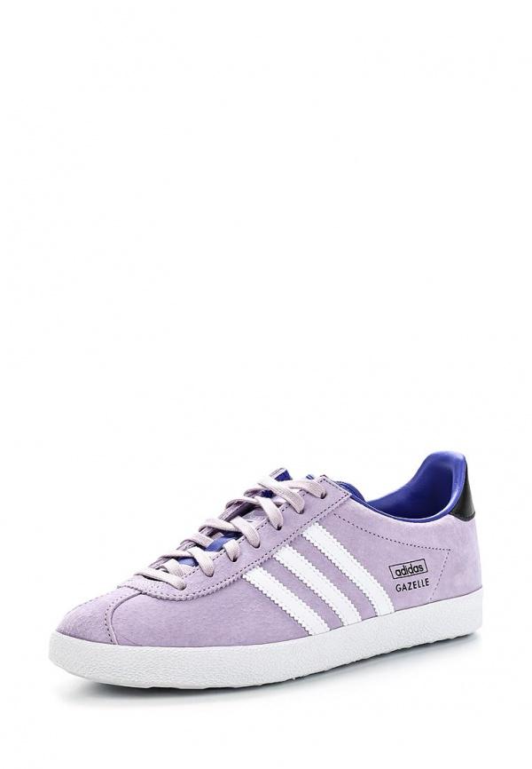 Кеды adidas Originals M19559 фиолетовые