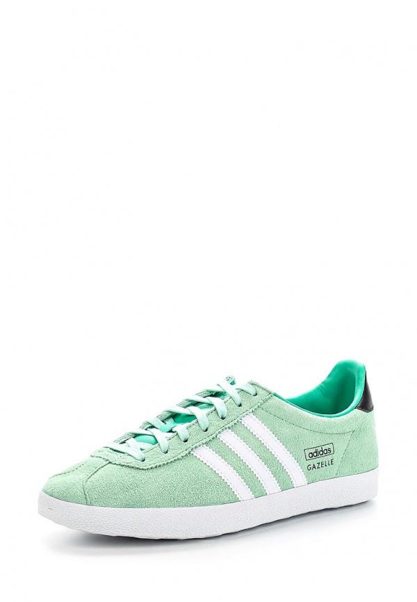 Кеды adidas Originals M19560 зеленые