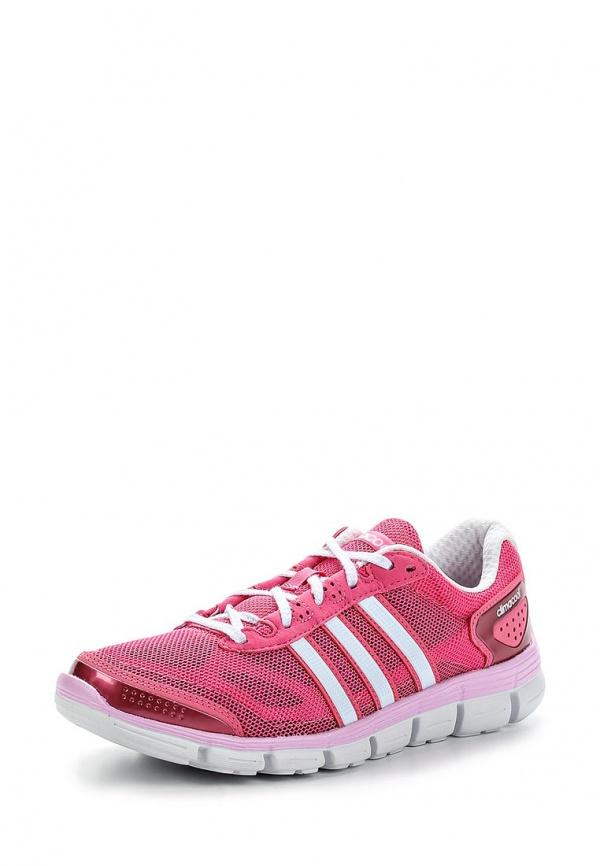 Кроссовки adidas Performance B33798 розовые