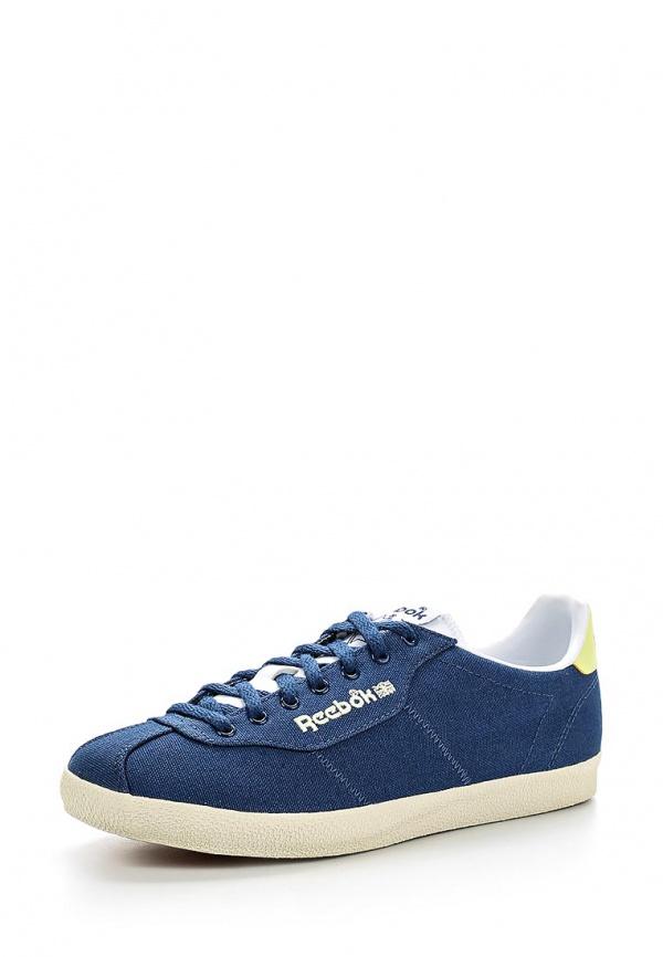 Кеды Reebok Classics M46391 синие