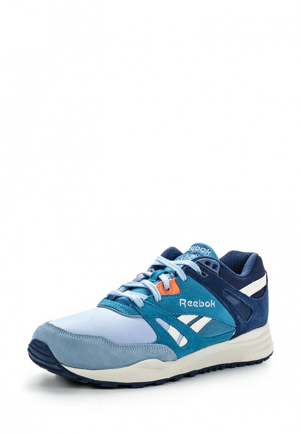 Кроссовки Reebok Classics M46452 голубые, синие