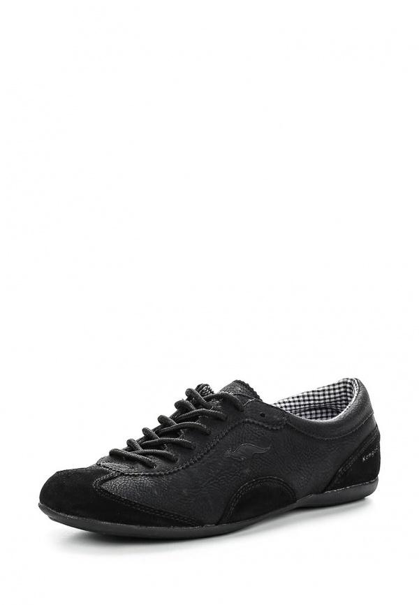 Кроссовки KangaROOS 31602 чёрные