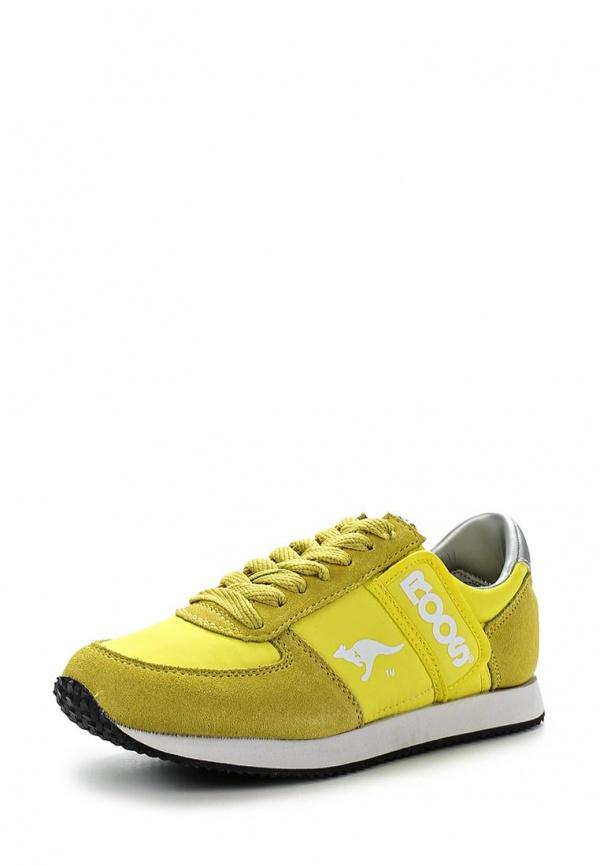 Кроссовки KangaROOS 71490 жёлтые