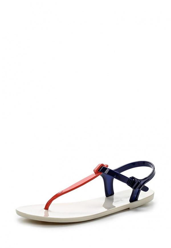 Сандалии Mon Ami S-5177 белые, красные, синие