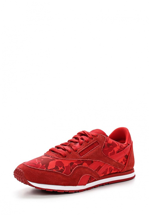 Кроссовки Reebok Classics M46755 красные
