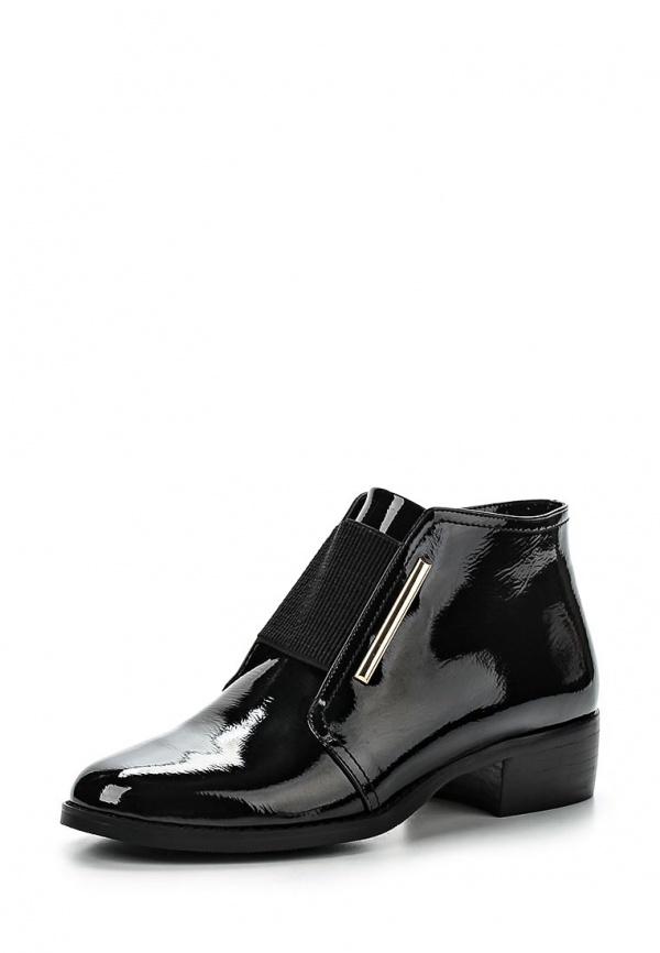 Ботинки Springway D187-G351-100 чёрные