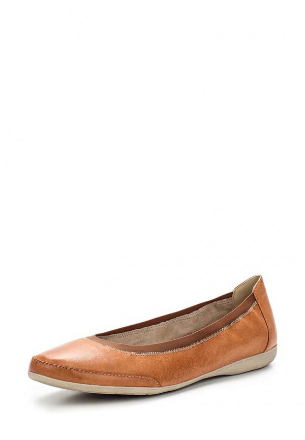 Балетки Tamaris 1-1-22107-24-440 коричневые