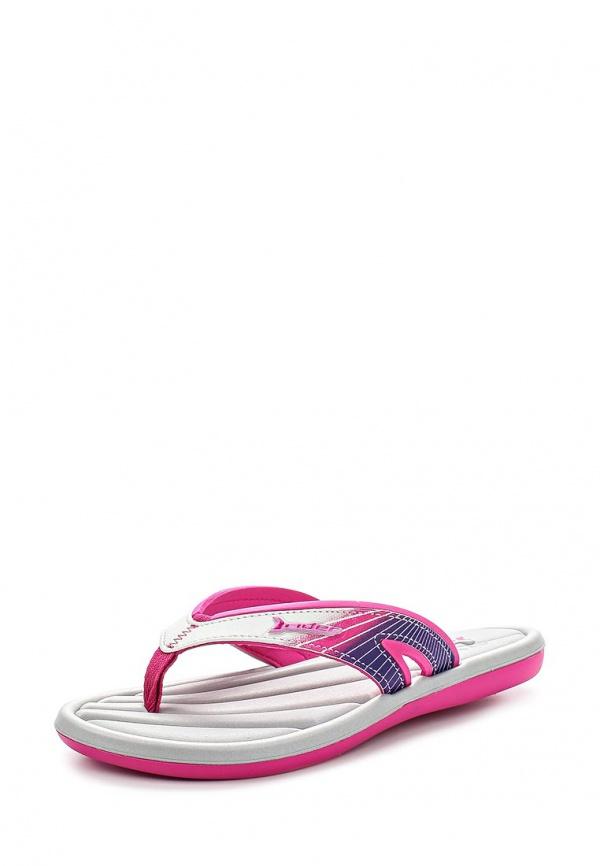 Сланцы Rider 81462-23228-A белые, розовые
