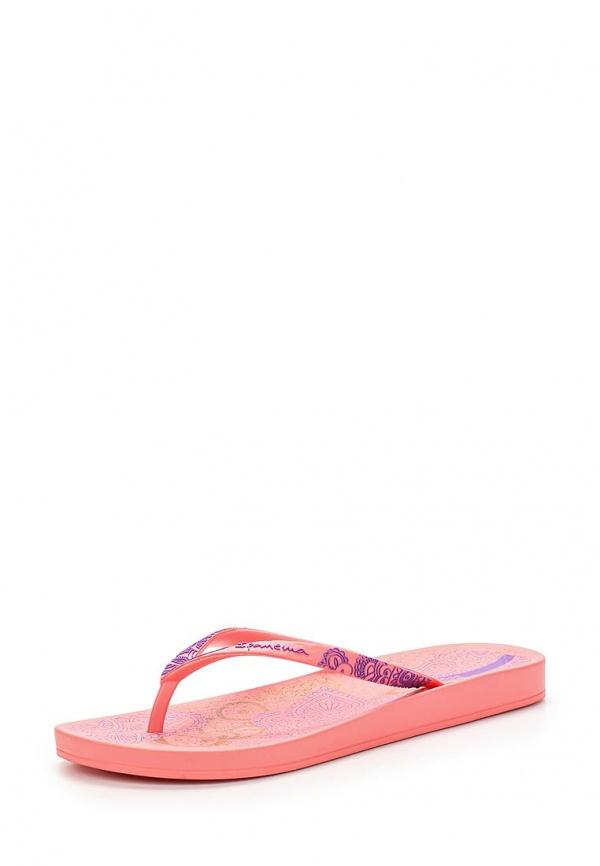 Сланцы Ipanema 81453-22750-A розовые
