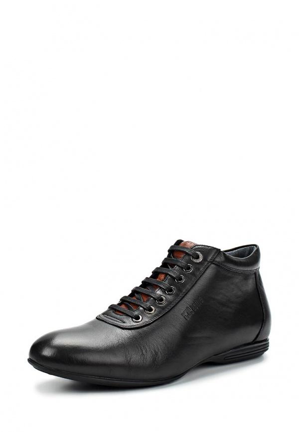 Ботинки iD active 648576/01-01M чёрные