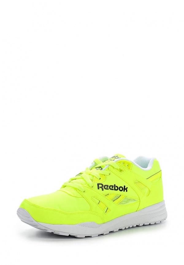 Кроссовки Reebok Classics M46607 жёлтые