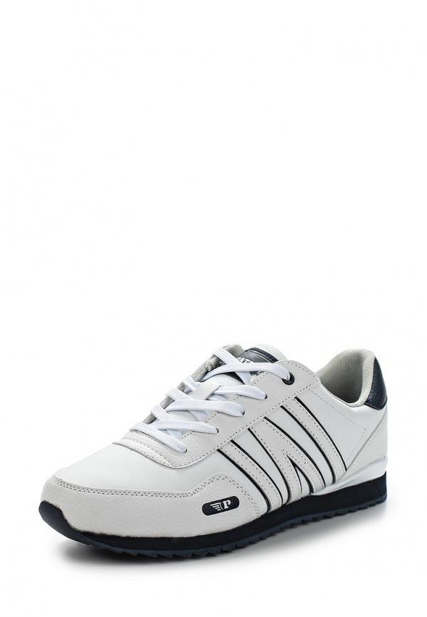 Кроссовки Patrol 557-0265-15s-01-10 белые