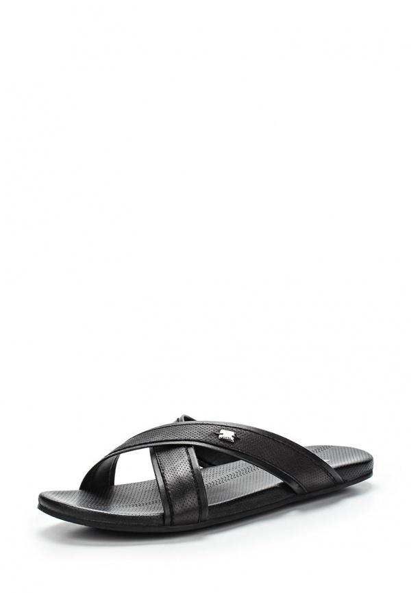 Сандалии Vitacci M13633 чёрные