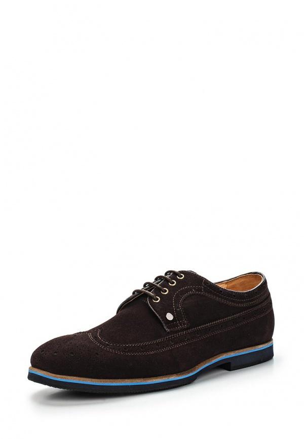 Туфли Vitacci M13698 коричневые