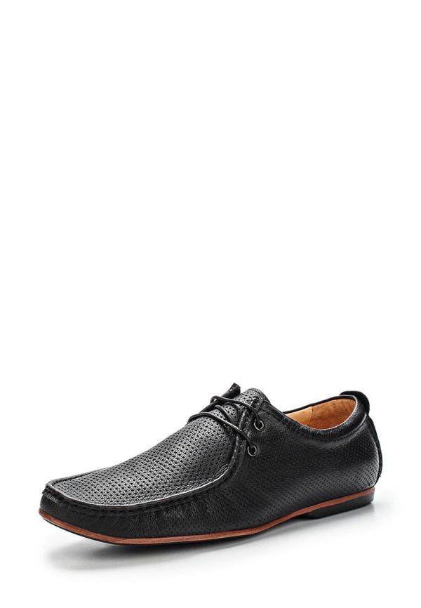 Туфли Vitacci M13641 чёрные