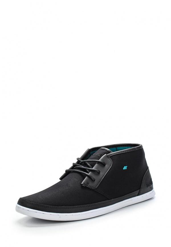 Ботинки Boxfresh E-13813 чёрные