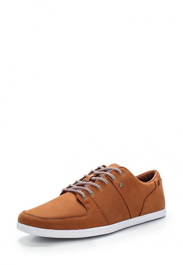 Кеды Boxfresh E-13836 коричневые