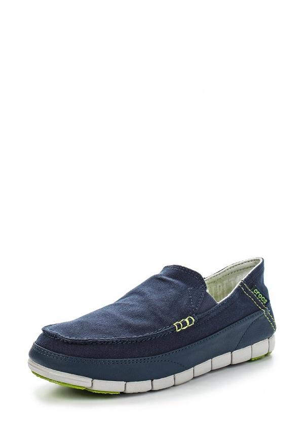 Мокасины Crocs 14773-464 синие