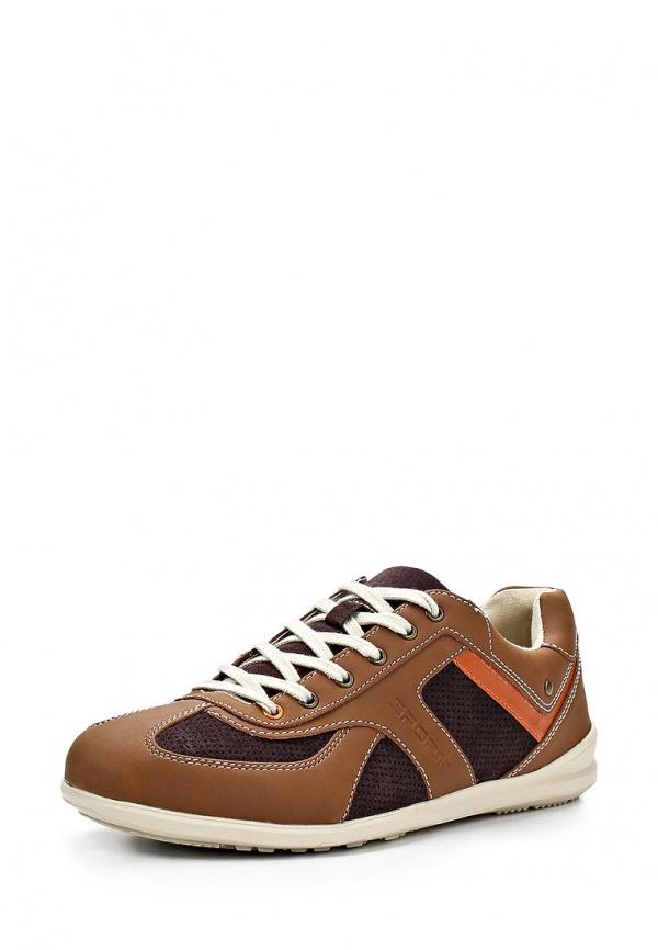 Кроссовки T.Taccardi for Kari 2926280 коричневые