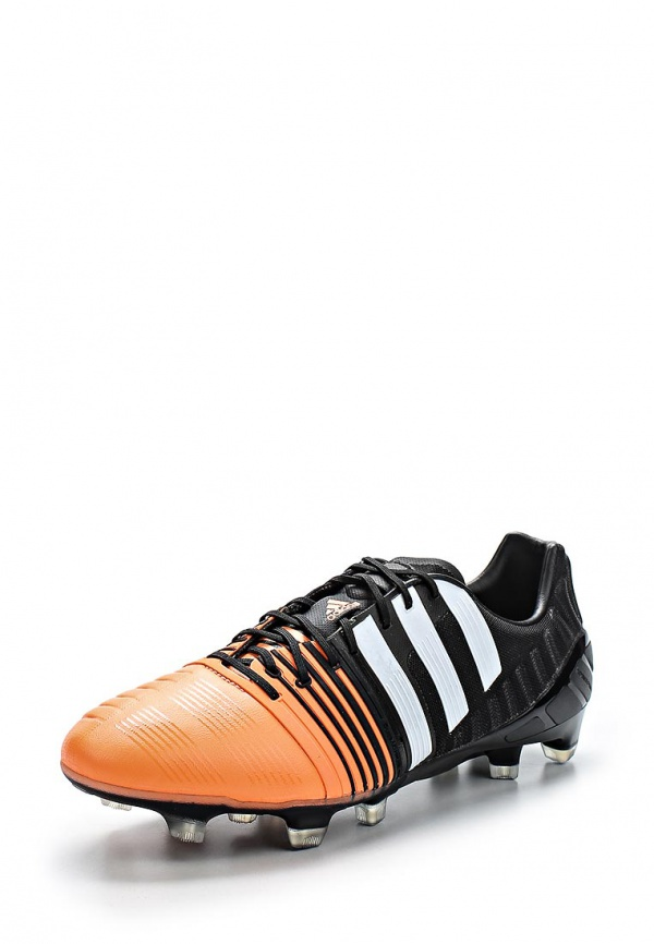 Бутсы adidas Performance M19051 чёрные