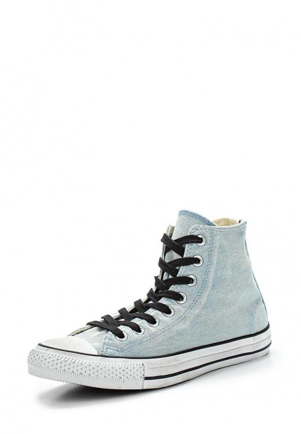 Кеды Converse 146989 голубые
