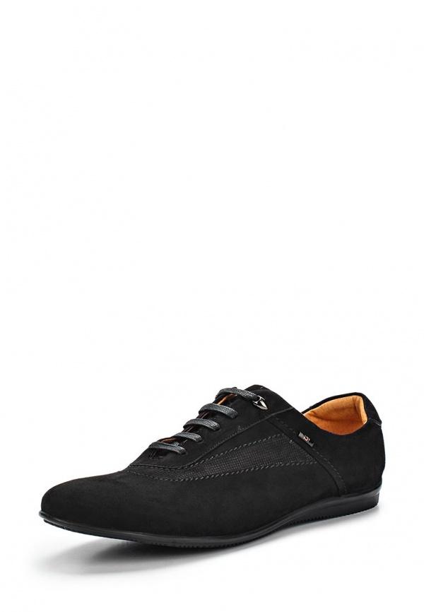 Ботинки iD active 657302/02-02 чёрные