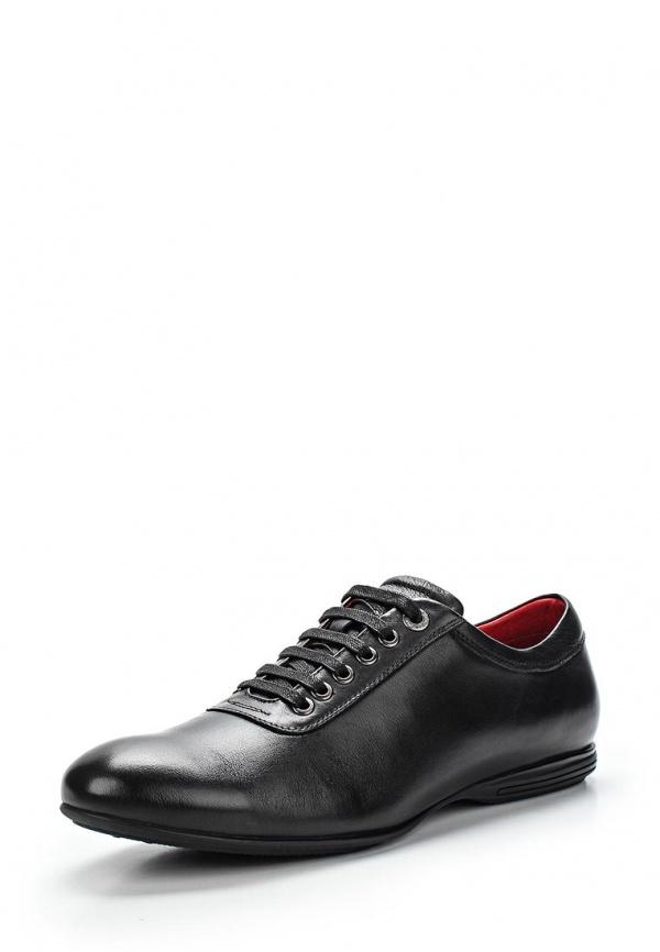 Ботинки iD active 657334/01-01 чёрные
