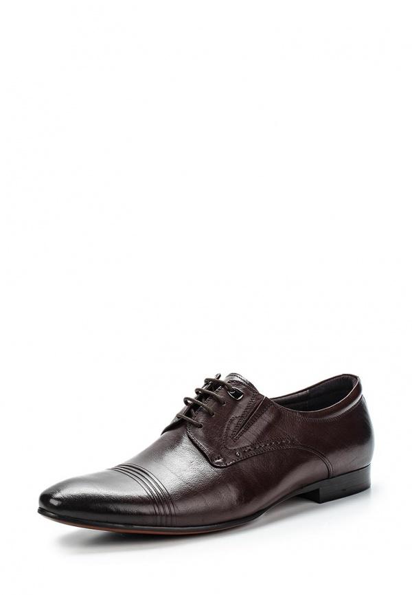 Туфли iD! Collection 657192/01-02 коричневые
