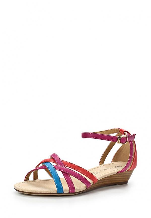 Сандалии T.Taccardi for Kari 1926579 красные, розовые, синий