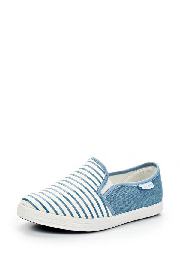 Слипоны T.Taccardi for Kari 226123 белые, голубые